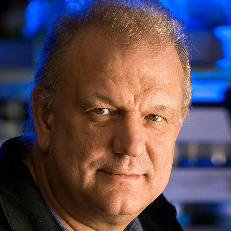 2012 Gill Award Recipient, Hugo J. Bellen, D.V.M., Ph.D.