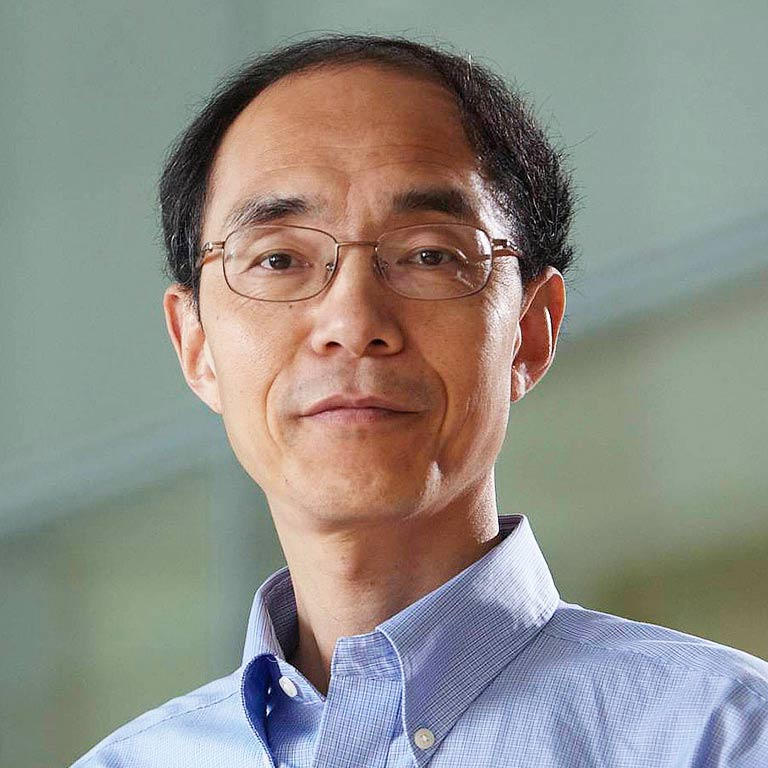 2012 Gill Young Investigator Award Recipient, Guoping Feng, Ph.D.