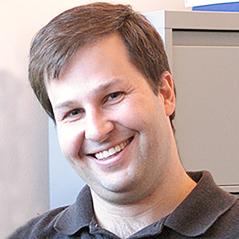 2013 Gill Young Investigator Award Recipient, Loren Frank, Ph.D.