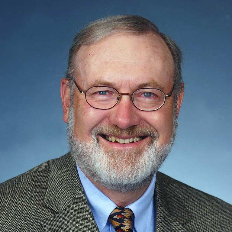 2009 Gill Distinguished Scientist Award Recipient, Daniel Johnston, Ph.D.
