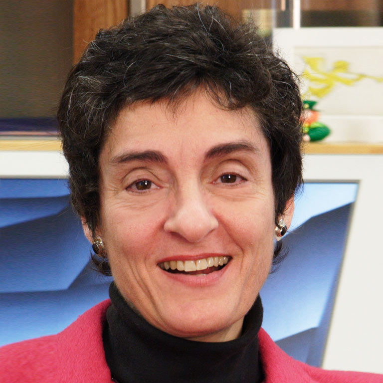 2006 Gill Distinguished Scientist Award Recipient, Carla J. Shatz, Ph.D.
