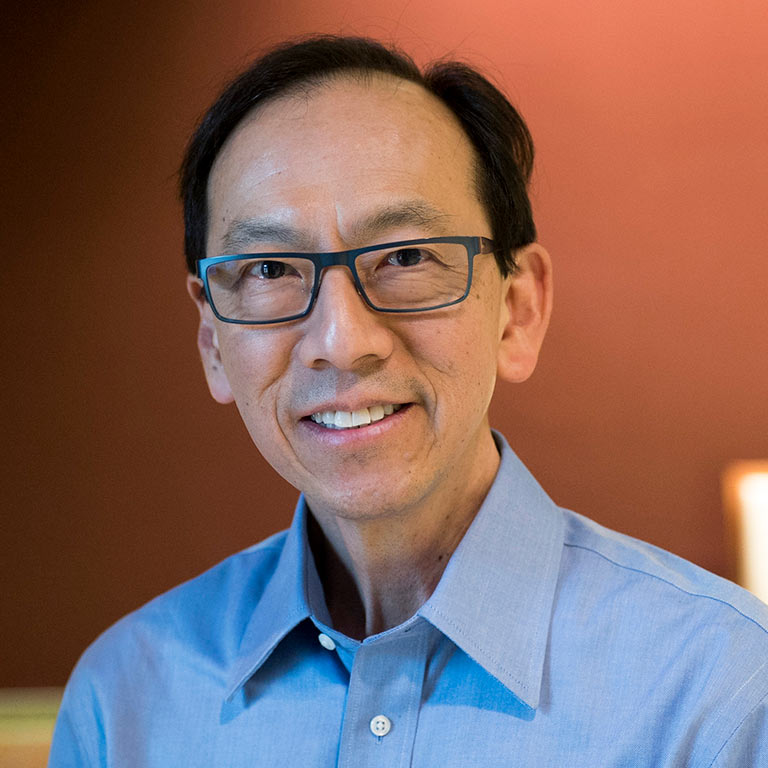 Gill Scholar and Professor, Cary Lai