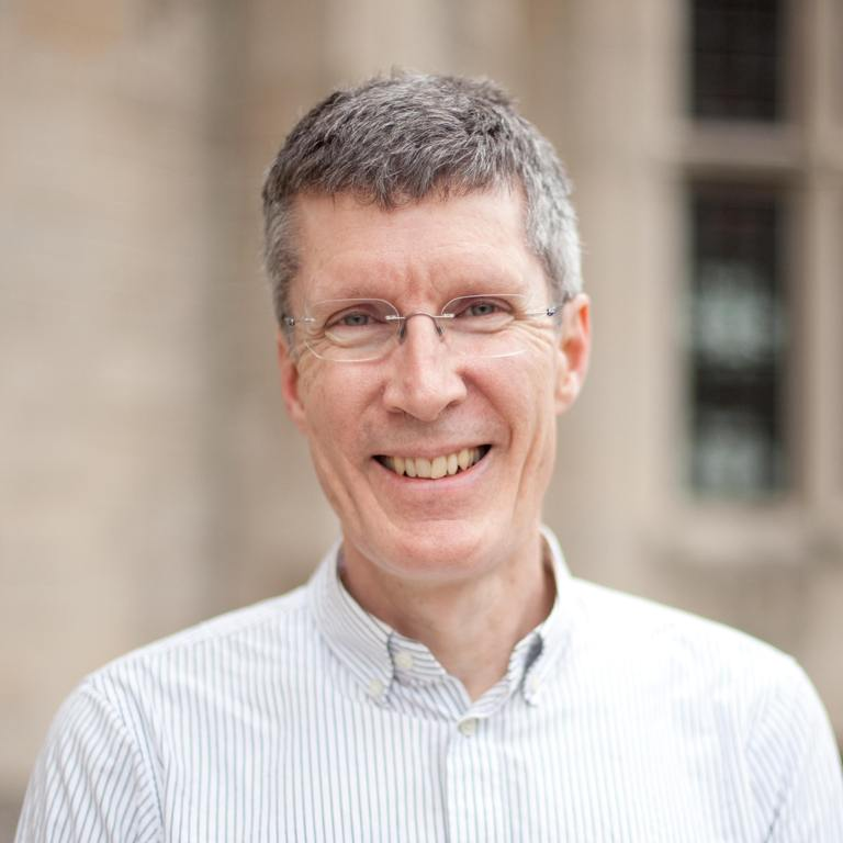 Gill Chair and Professor, Ken Mackie