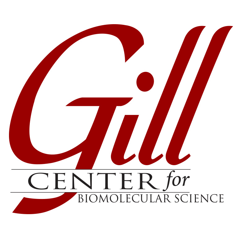 Gill Center for Biomolecular Science Logo